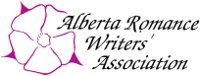Logo and link to Alberta Romance<br>Writers Association