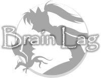 Logo and link to Brain Lag Books